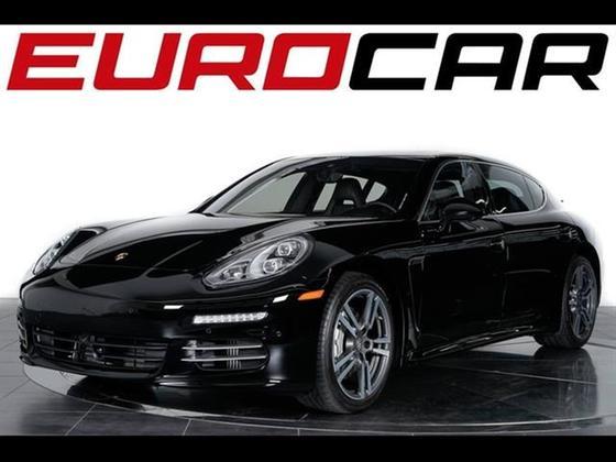 2014 Porsche Panamera 4S Executive:24 car images available