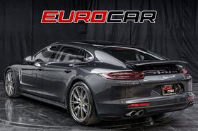 2018 Porsche Panamera 4S Executive