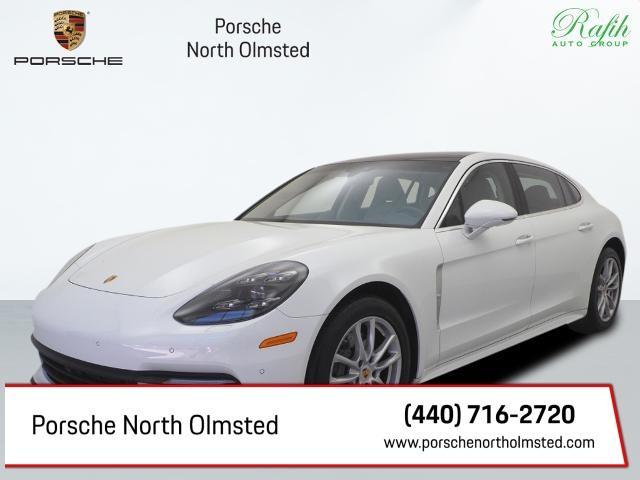 2018 Porsche Panamera 4S Executive:24 car images available
