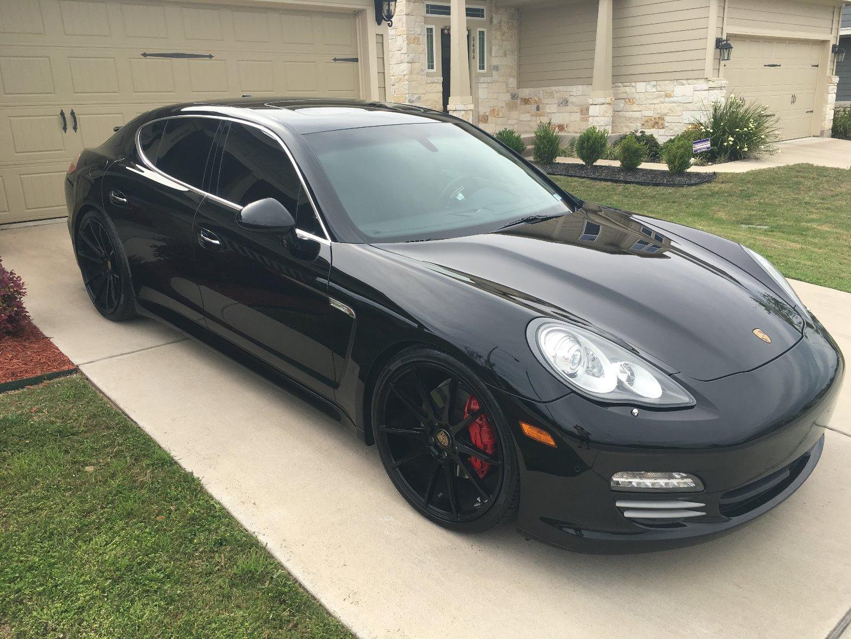 2011 Porsche Panamera 4S:14 car images available