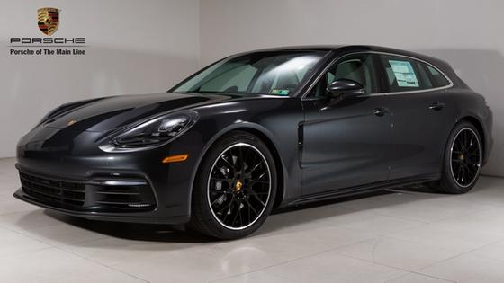 2018 Porsche Panamera 4S:23 car images available