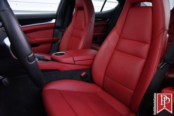 2015 Porsche Panamera 4S