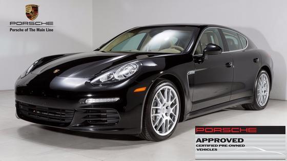 2015 Porsche Panamera 4S:24 car images available