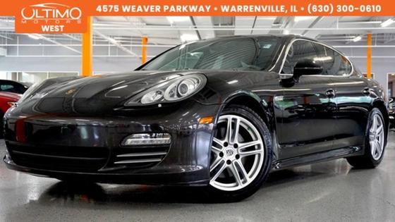 2010 Porsche Panamera 4S:24 car images available