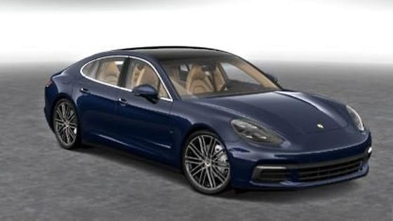 2019 Porsche Panamera 4S:2 car images available