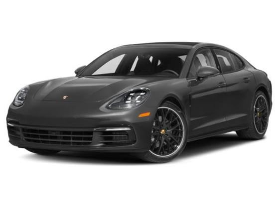 2019 Porsche Panamera 4S : Car has generic photo