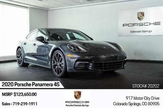 2020 Porsche Panamera 4S:24 car images available
