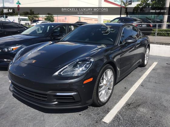 2018 Porsche Panamera 4S:8 car images available