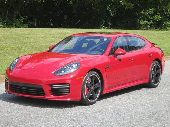 2014 Porsche Panamera GTS:24 car images available