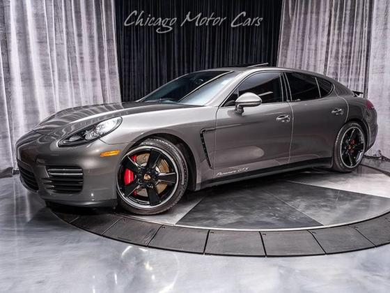 2014 Porsche Panamera GTS:24 car images available