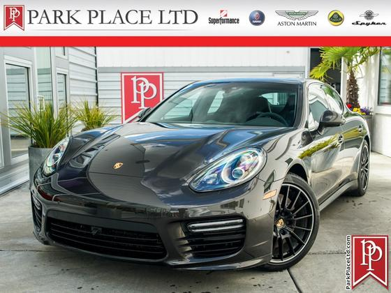 2015 Porsche Panamera GTS:14 car images available