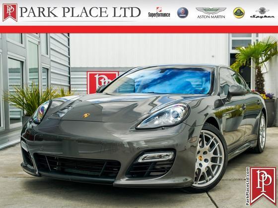 2013 Porsche Panamera GTS:22 car images available
