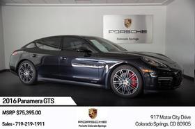 2016 Porsche Panamera GTS:18 car images available