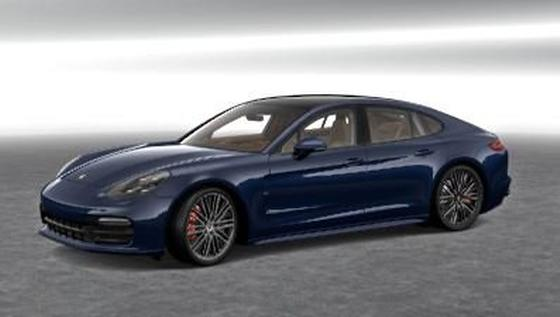 2020 Porsche Panamera GTS:3 car images available