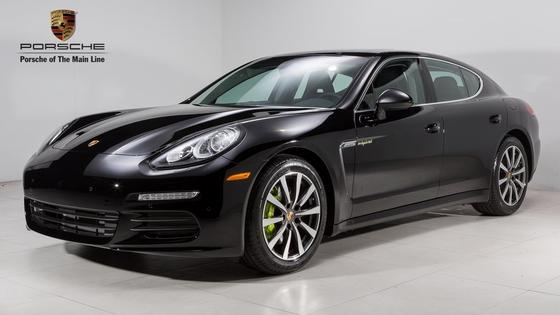 2016 Porsche Panamera S Hybrid:24 car images available