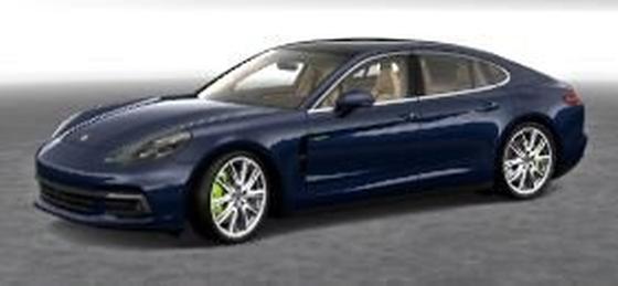 2018 Porsche Panamera S Hybrid:3 car images available