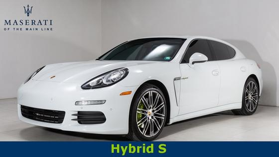 2016 Porsche Panamera S Hybrid:24 car images available