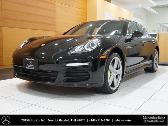 2014 Porsche Panamera S Hybrid:24 car images available