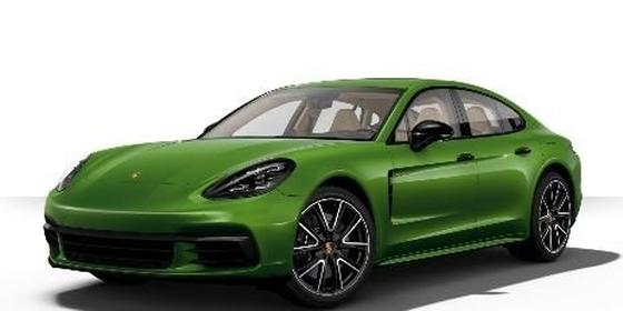 2019 Porsche Panamera S Hybrid:3 car images available
