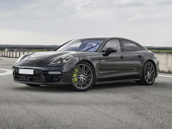 2019 Porsche Panamera S Hybrid : Car has generic photo