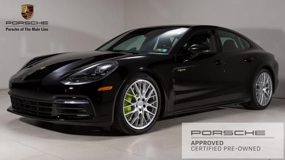 2018 Porsche Panamera S Hybrid:21 car images available