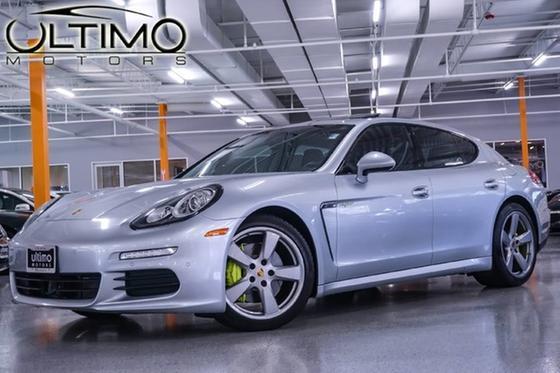 2014 Porsche Panamera S e-Hybrid:24 car images available