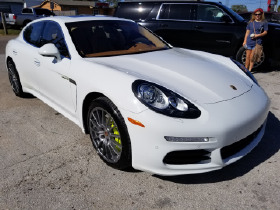 2014 Porsche Panamera S e-Hybrid:21 car images available