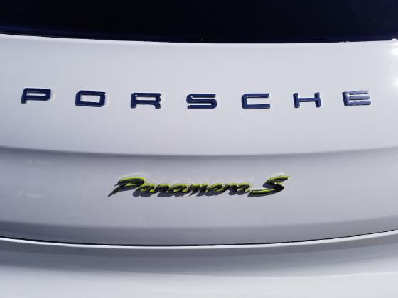 2014 Porsche Panamera S e-Hybrid