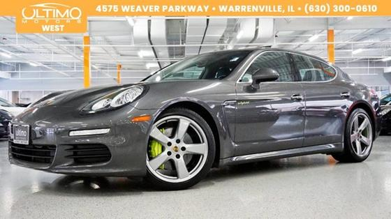 2015 Porsche Panamera S e-Hybrid:24 car images available
