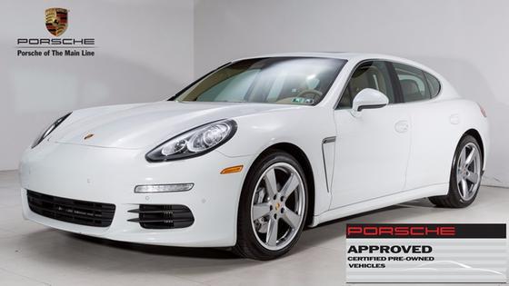 2014 Porsche Panamera S:24 car images available