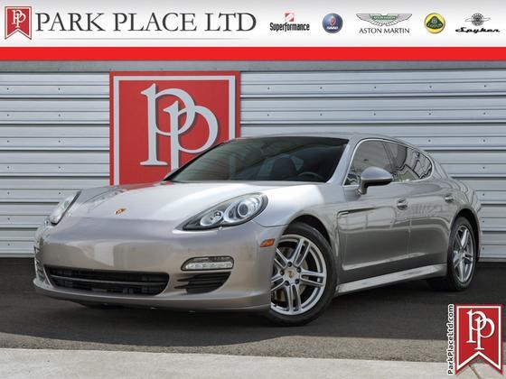 2010 Porsche Panamera S:24 car images available