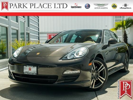 2011 Porsche Panamera S:24 car images available