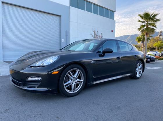 2013 Porsche Panamera S:22 car images available