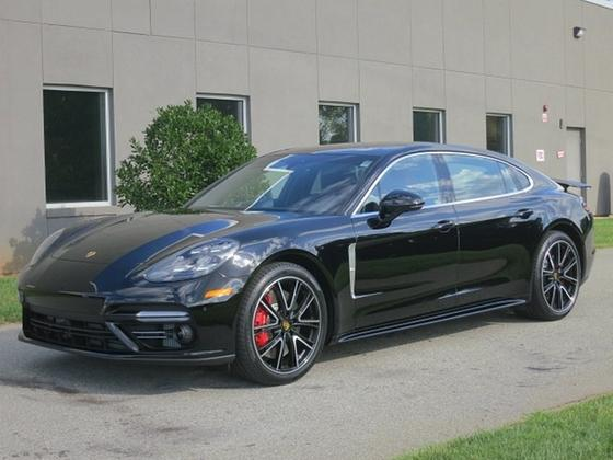 2018 Porsche Panamera Turbo Executive:24 car images available
