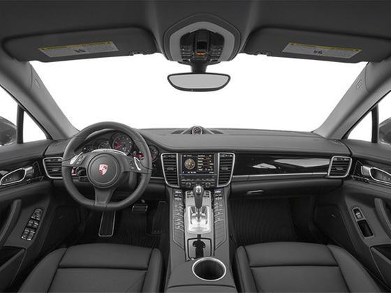 2014 Porsche Panamera Turbo Executive