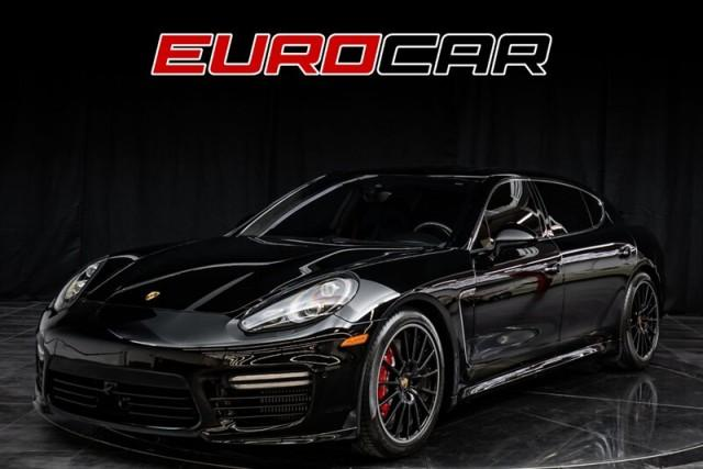2014 Porsche Panamera Turbo Executive:24 car images available