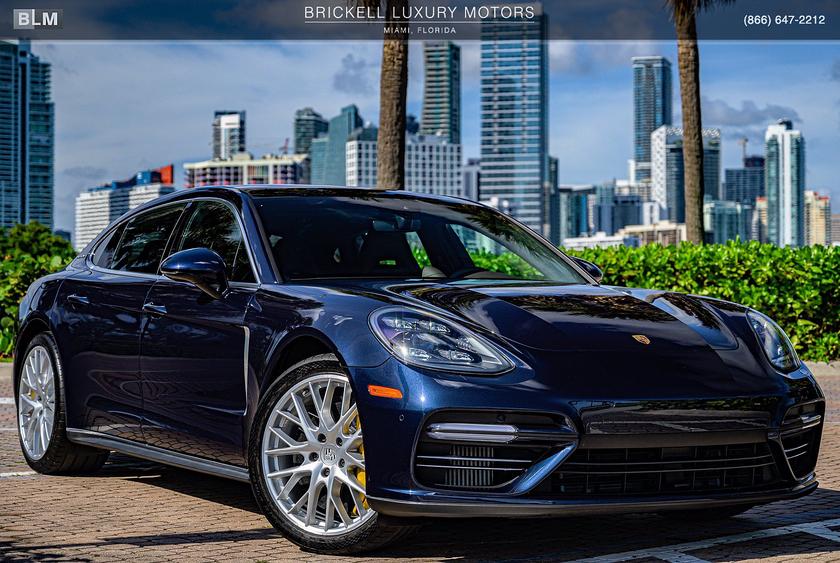 2017 Porsche Panamera Turbo Executive:24 car images available