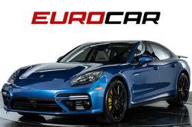 2018 Porsche Panamera Turbo S E-Hybrid:24 car images available