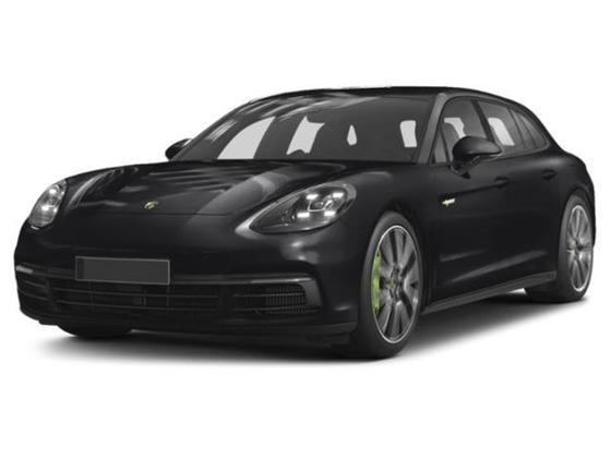 2019 Porsche Panamera Turbo S E-Hybrid : Car has generic photo