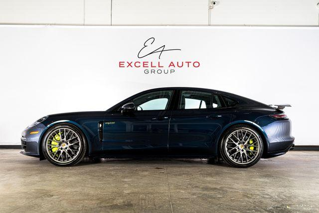 2020 Porsche Panamera Turbo S E-Hybrid:24 car images available