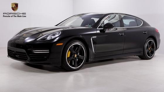 2014 Porsche Panamera Turbo S Executive:24 car images available