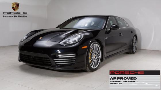 2015 Porsche Panamera Turbo S Executive:23 car images available
