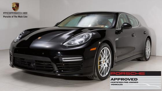 2015 Porsche Panamera Turbo S:24 car images available