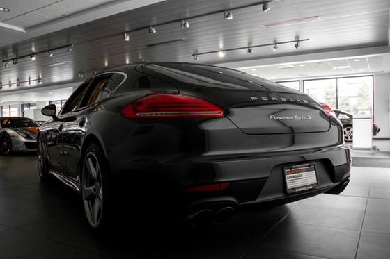 2014 Porsche Panamera Turbo S