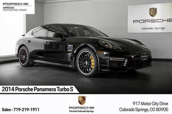 2014 Porsche Panamera Turbo S:24 car images available