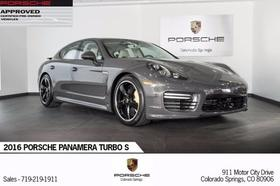 2016 Porsche Panamera Turbo S:24 car images available