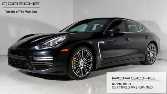 2015 Porsche Panamera Turbo S:22 car images available