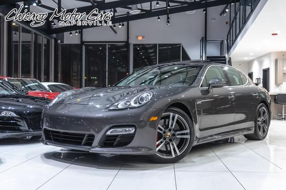2013 Porsche Panamera Turbo S:24 car images available
