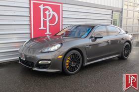 2013 Porsche Panamera Turbo S