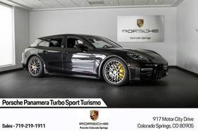 2018 Porsche Panamera Turbo Sport Turismo:24 car images available